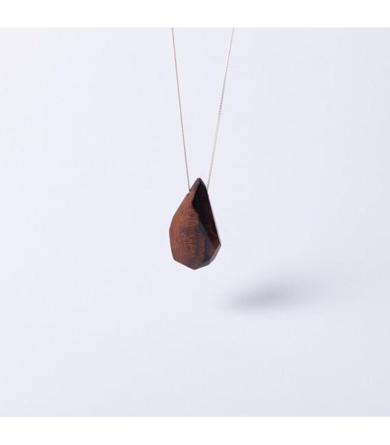 Collier JAGGER - Ziricote